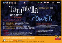 Tarantella Power Badolato